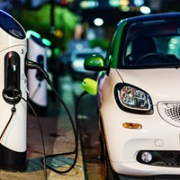 East Liberty to get six new electric vehicle charging stations