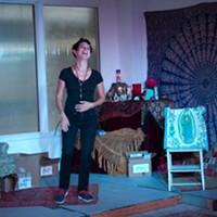 """<i>Mija: one bitch's tale</i> addresses identity, trauma, the word """"bitch"""" as a pronoun"""