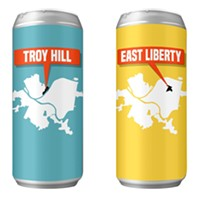 East End Brewing continues YOU ARE HERE series with Troy Hill and East Liberty beers