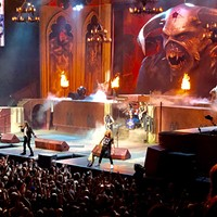 Iron Maiden at PPG Paints Arena
