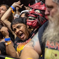 Concert photos: Iron Maiden at PPG Paints Arena