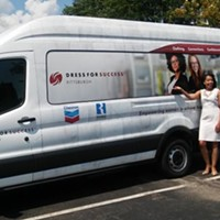 Employment service Dress For Success gets two mobile boutiques to increase reach in Southwest Pa.