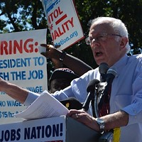 Pittsburgh-based national labor union United Electrical endorses Bernie Sanders for president