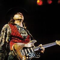 Squirrel Hill native's <i>Texas Flood: The Inside Story of Stevie Ray Vaughan</i> spans 30 years of research
