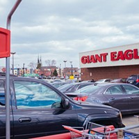 The Shakespeare Street Giant Eagle