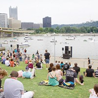 Pittsburgh Regatta in 2017