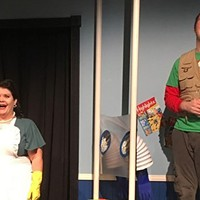 Arcade Comedy Theater delivers a fun-filled laugh riot with <i>Bubble Boy: The Musical</i>