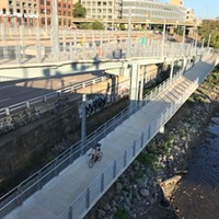 Mon Wharf Switchback earns 'Outstanding Highway Engineering' award