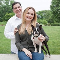 First Dog: Pet adoption breeds happiness for Pittsburgh Mayor Bill Peduto and Caitlin Lasky