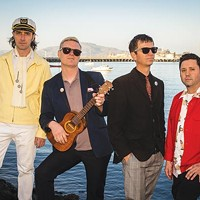 Spike Slawson of Me First and the Gimme Gimmes returns home with his new band, Uke-Hunt