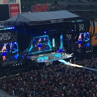 """How did this happen?"" A non-fan reviews Taylor Swift's June 6 concert at Heinz Field"