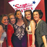 <i>Swingtime Canteen</i> at South Park Theatre