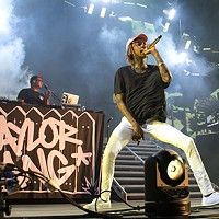 Wiz Khalifa dominates Boys of Zummer