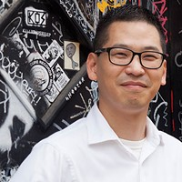 Author Robert Yune discusses his debut novel