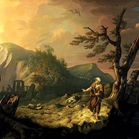 <i>Rolling Hills</i>, <i>Satanic Mills</i> plumbs landscape painting at the Frick