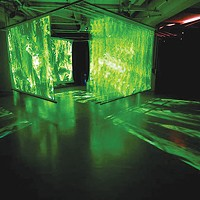 At Wood Street, multimedia installations alternately intrigue and disappoint