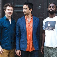 Lauded pianist and composer Vijay Iyer headlines City of Asylum's Jazz Poetry Concert
