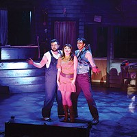 <i>Evil Dead The Musical</i>, Oct. 29-31
