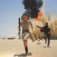 <i>Star Wars: The Force Awakens</i>, Dec. 18