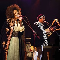 London-based Krar Collective brings its modern Ethiopian music to Pittsburgh
