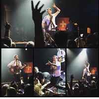 """""""You just have to experience it"""": Frank Turner's Sept 19 appearance at Mr. Small's"""