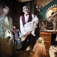 Best Haunted Attraction