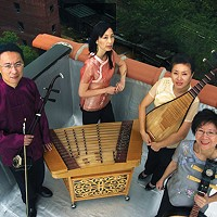 Music On The Edge kicks off its 25th season with a fusion of Asian and American music