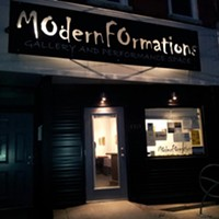 ModernFormations Gallery to hold final show in November