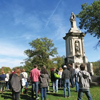 An art tour of Allegheny Cemetery