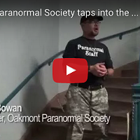 Oakmont Paranormal Society taps into spirits at Carnegie Library of Homestead