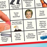 Campaign 2016 Silly Season: GOP Debate No. 3 B-I-N-G-O!