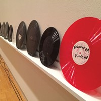 "Marina Rosenfeld's ""Turn of My Century: Dub plates and test pressings 1998-2014, 2015"""
