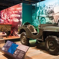 The History Center could have made more of its tribute to American ingenuity and sacrifice during World War II