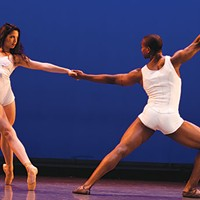 Contemporary Choreographers largely hits home