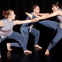 Collaborating troupes explore the idea of editing in dance