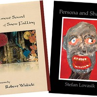 Reviews of recent chapbooks by local poets Robert Walicki and Stefan Lovasik