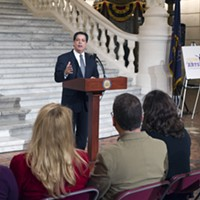 Pennsylvania state Sen. Jay Costa announces re-election bid for 43rd district