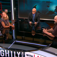 "Braddock Mayor and U.S. Senate candidate John Fetterman on Comedy Central's ""Nightly Show"""