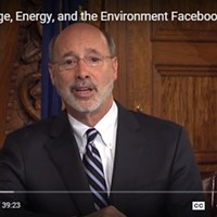 Pennsylvania Gov. Tom Wolf announces new rules on methane emissions