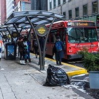 Opinion: Transit advocate Chris Sandvig on the new Downtown bus 'super stop'