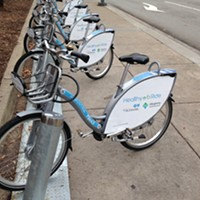 Valentine's Day 2-for-1 deal for Pittsburgh's Bike Share coming up