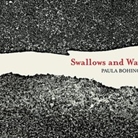 Paula Bohince's poetry collection <i>Swallows and Waves</i>