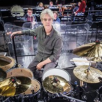 Famed drummer/composer Stewart Copeland comes to town to premiere his Pittsburgh Symphony Orchestra-commissioned orchestral work, <i>Tyrant's Crush</i>