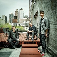 Ches Smith's serendipitously formed trio brings abstract composition and improvisation to City of Asylum
