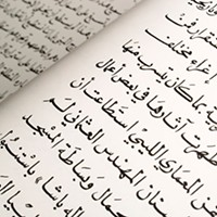 The Carnegie Library's free course Arabic for Beginners draws the curious