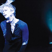 Canadian icon Louise Lecavalier makes her long-awaited Pittsburgh debut