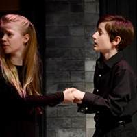 Sophia Sousa and Will Sendera