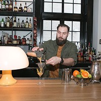 The Ace Hotel offers late-night cocktails in a stylish setting