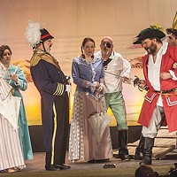 <i>The Pirates of Penzance</i> at Pittsburgh Savoyards