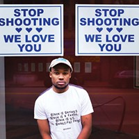 Pittsburgh rapper Jordan Montgomery's debut album explores being young and black in modern America